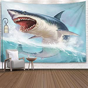 Shorping Dorm Tapestry,Hanging Wall Tapestry, 80x60Inches Hanging Wall Tapestry for Décor Living Room Dorm
