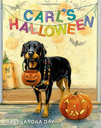 Carl's Halloween -