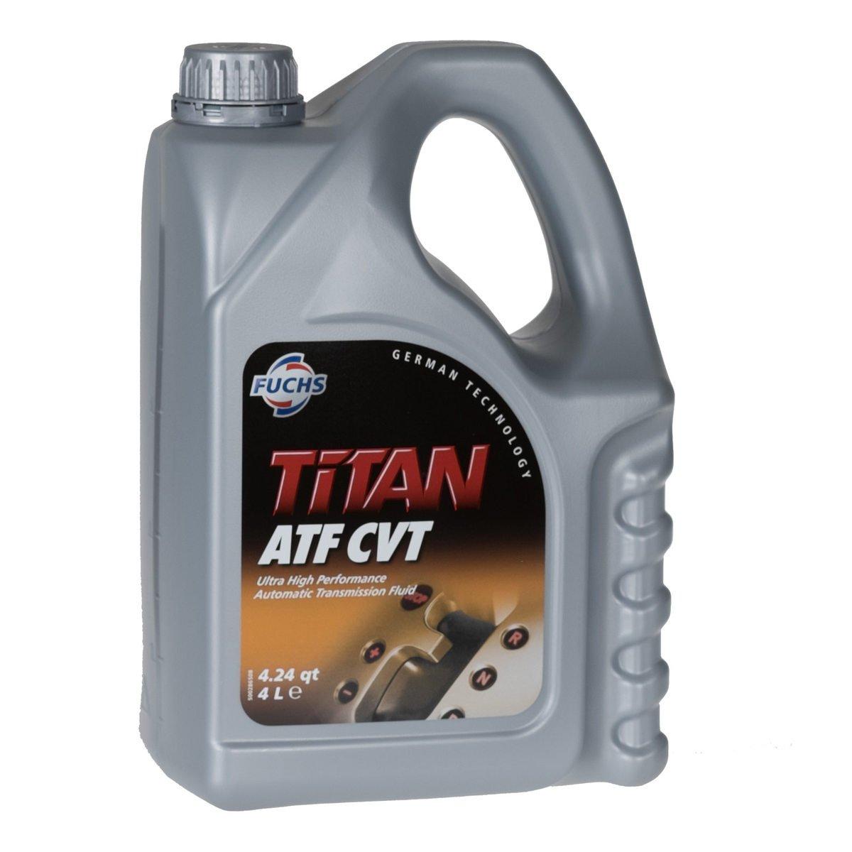 FUCHS Motor oil Automatic oil Automatic transmission oil ATF CVT 135 3 oz Ishak Kilic - Oil Drop - Dropship