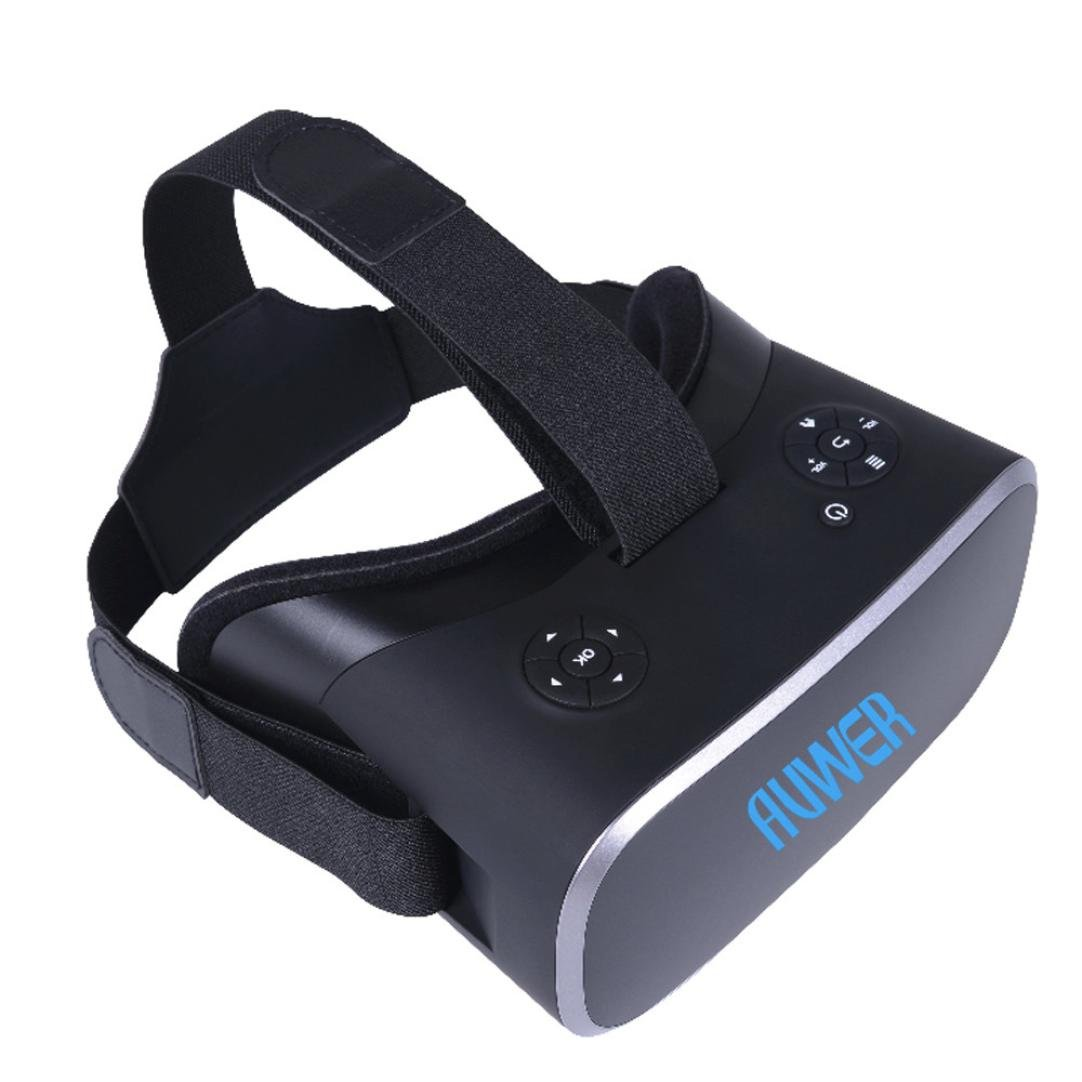 Dreamyth VR AVWER 3D All In One Machine V8 HD 5.5Inch 2K Video Glasses WIFI Bluetooth 4.0 (A) by Dreamyth