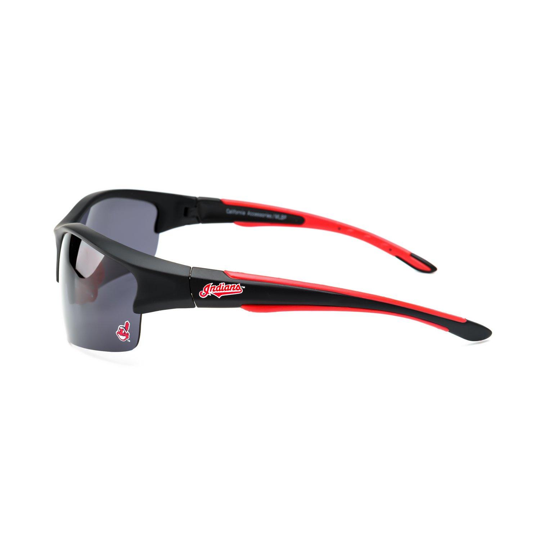 California Accessories MLB Cleveland Indians Chief Sunglasses Polarized UV400