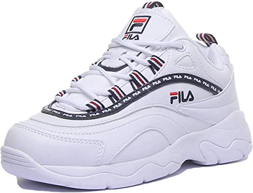 Amazon.com: Fila Ray Repeat - Zapatillas deportivas para ...