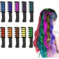 Dreamingbox Craie de Cheveux pour Enfants -Jouets de Fête et Cosplay