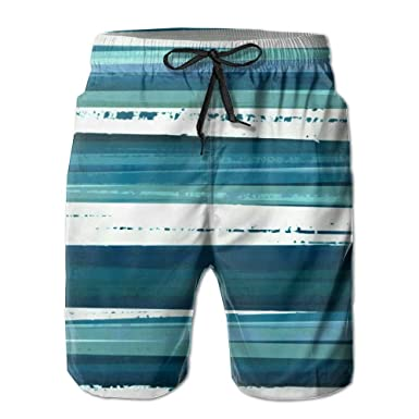 Amazon.com: Doppyee Blue Strip Printing Mens Yoga Board ...