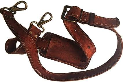Universal Black Strap Adjustable Cross-body Shoulder Replacement Handbag S