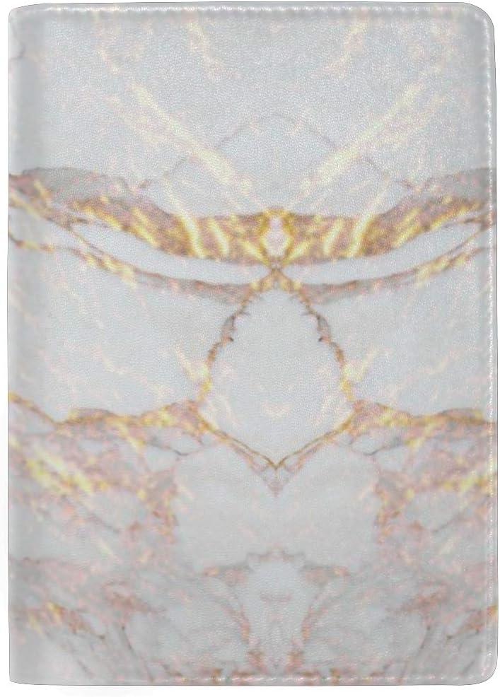 Elegant Gold Marble Pattern Multi-purpose Travel Passport Set With Storage Bag Leather Passport Holder Passport Holder With Passport Holder Travel Wallet