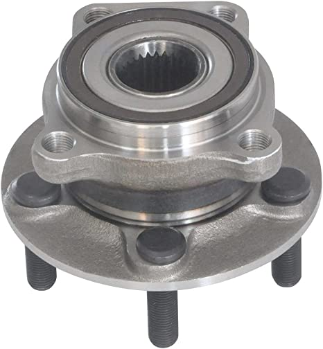 Moog 513220 Wheel Bearing and Hub Assembly Direct Fit Front