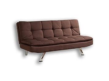 Unmatchable Lujoso y Moderno Tejido sofá Cama o sillón con ...