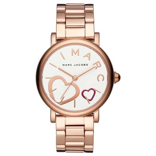8663e7d7524 Marc Jacobs MJ3589 Ladies Classic Watch  Amazon.co.uk  Watches