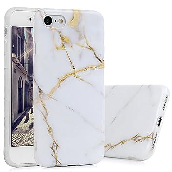 Carcasa iPhone 7 mármol Kasos Marble, funda de móvilde ...