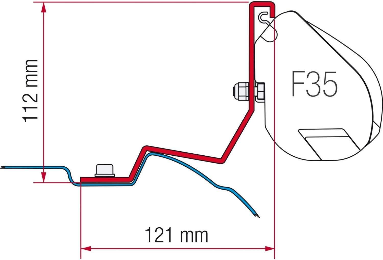 F35 Adaptador MB Viano