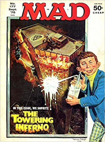 Mad #177: Amazon com: Books