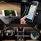 Universal Car Phone Holder. Magnetic 360 Degree
