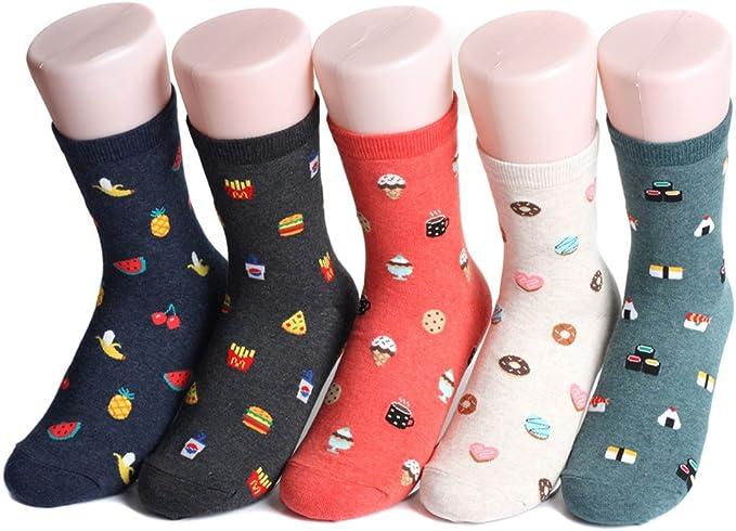 Bright Colourful Soft Socks Vivid Socks