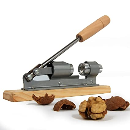 Nut Cracker Heavy Duty Pecan Nut Cracker Easy Nut Opener by Maoershan