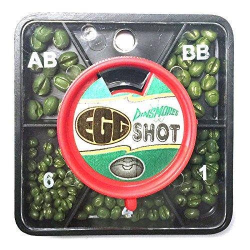 Dinsmores Egg Shot-5 Shot Dispenser (Dinsmores Egg Shot)