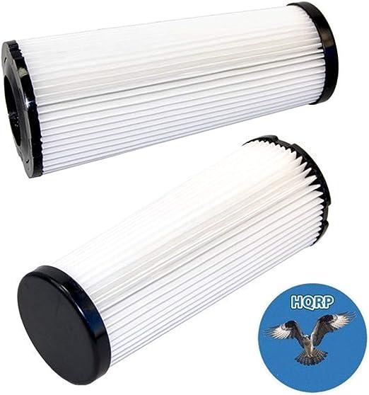 HQRP 2 filtros para aspiradora Dirt Devil M088300 088300 M088300CA ...