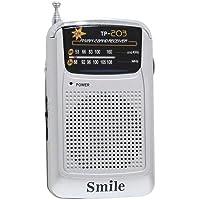 Rádio Portátil Am/FM Smile TP203