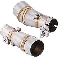 KIMISS Conector de adaptador de tubería de enlace