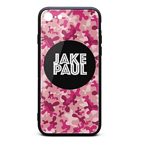 buy popular f27dd 4591b Amazon.com: Jake Paul iPhone 6/6s Cases,Mobile Anti-Scratch Cute New ...