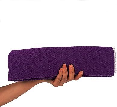 Amazon.com : ZXT-parts Travel Yoga Mat Foldable Portable ...
