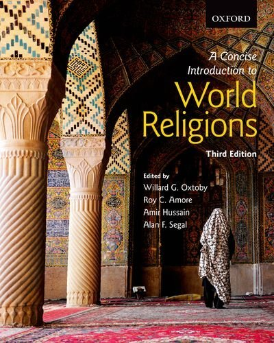 A Concise Introduction to World Religions by Willard G. Oxtoby (2015-03-05)