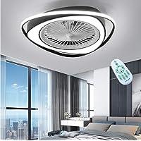 Fan LED Plafondlamp Moderne Ventilator Aan Het Plafond Met Verlichting Quiet Creativiteit Afstandsbediening Dimbare…
