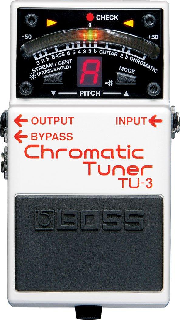 Boss TU3 Chromatic Tuner Pedal