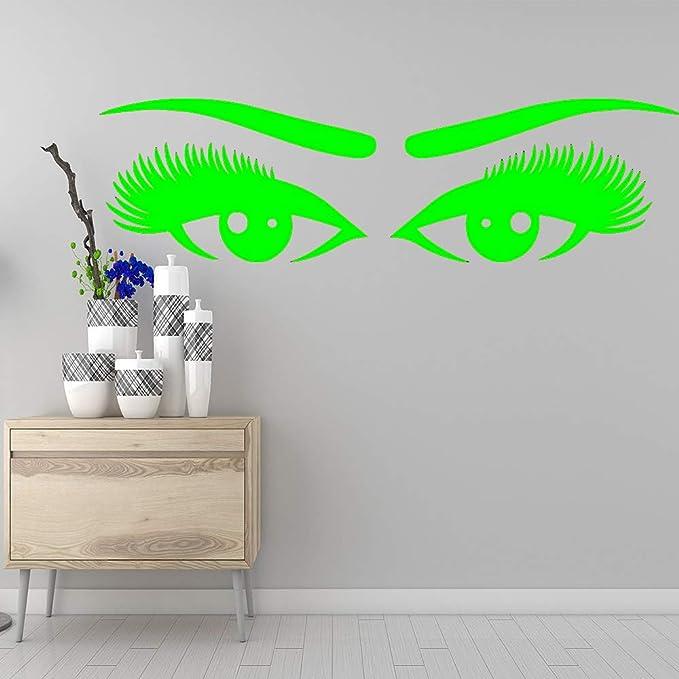 Ajcwhml Papel Pintado de Vinilo Autoadhesivo DIY Eye para ...