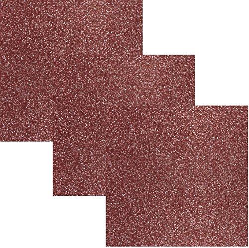 Siser EasyPSV Glitter Permanent Self Adhesive Craft Vinyl 12