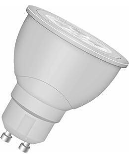 Osram Led Star PAR16 Lámpara GU10, 4 W, blanco cálido 1 unidad