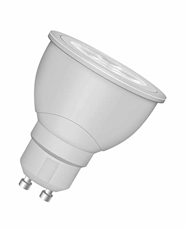 OSRAM - Bombilla LED reflectora 4W=35 GU10 luz cálida 15.000 horas