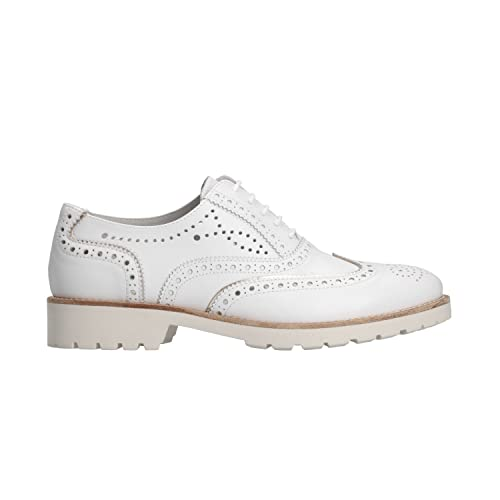 NERO GIARDINI Francesine scarpe donna bianco 5031 mod. P805031D