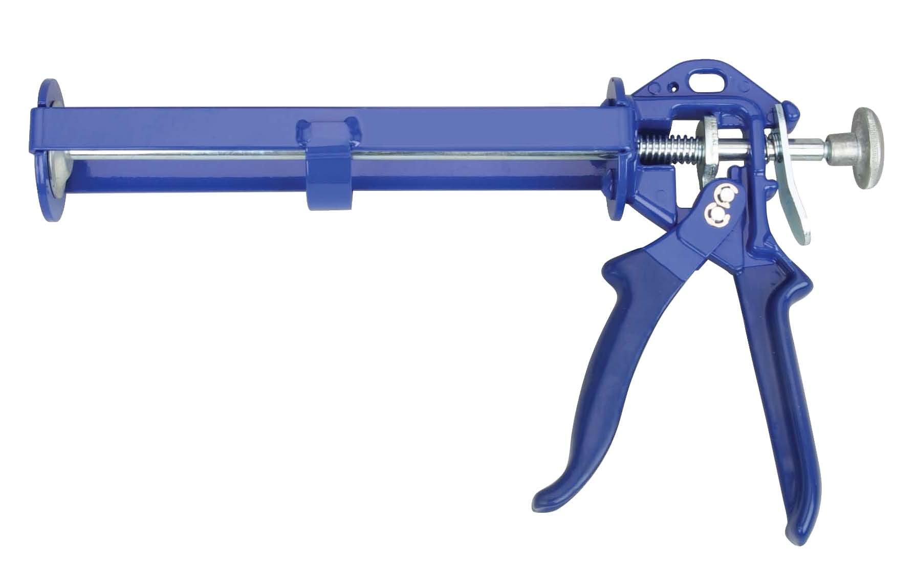Wellmade Tools 3398 10.3-Ounce  Industrial Caulking Gun