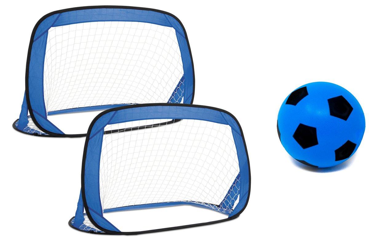 E-Deals - Balón de fútbol de espuma suave, 20 cm, color amarillo ...