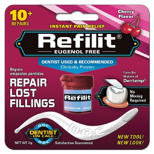 REFILIT Filling Material Cherry Flavor 2 g by Refilit