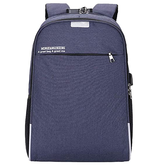 JiaMeng Mujer Trabajo Casual Backpack Antirrobo Impermeable ...