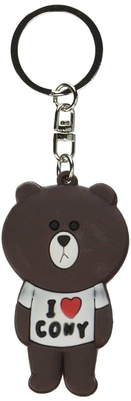 Amazon.com: diyjewelrydepot PVC café Cony Bear PVC clave ...