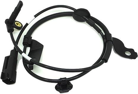 Ejoyou Duokon Wheel Speed Sensor,Car Vehicle Wheel ABS Speed Sensor Rear Left for Mitsubishi Lancer Outlander 4670A157