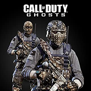 Call Of Duty: Ghosts - Bling Character Pack - PS3 [Digital Code] (B00MFUVT3K) | Amazon Products