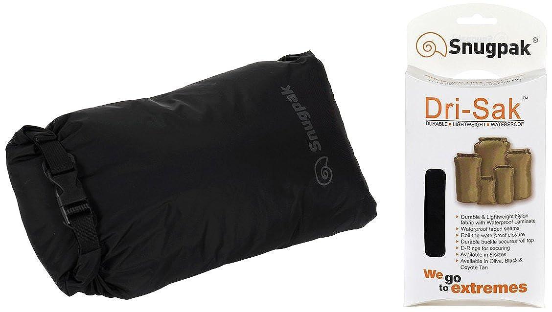 【受注生産品】 スナグパック XLサイズ 防水バッグ ドライサック B003SYZAAK 防水バッグ ブラック XLサイズ ブラック XLサイズ ブラック, トレンドエックス:661a9bc8 --- mail.afisc.net