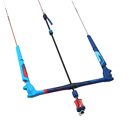 DUOTONE CLICK KITE BAR QUAD CONTROL 22-24 METER QUICK RELEASE FREESTYLE KIT Bars
