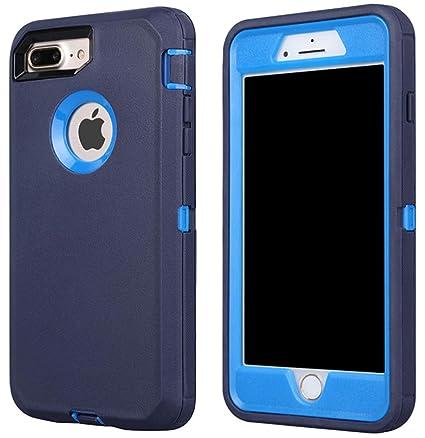 Amazon.com: Annymall - Funda para iPhone 8 Plus y iPhone 7 ...