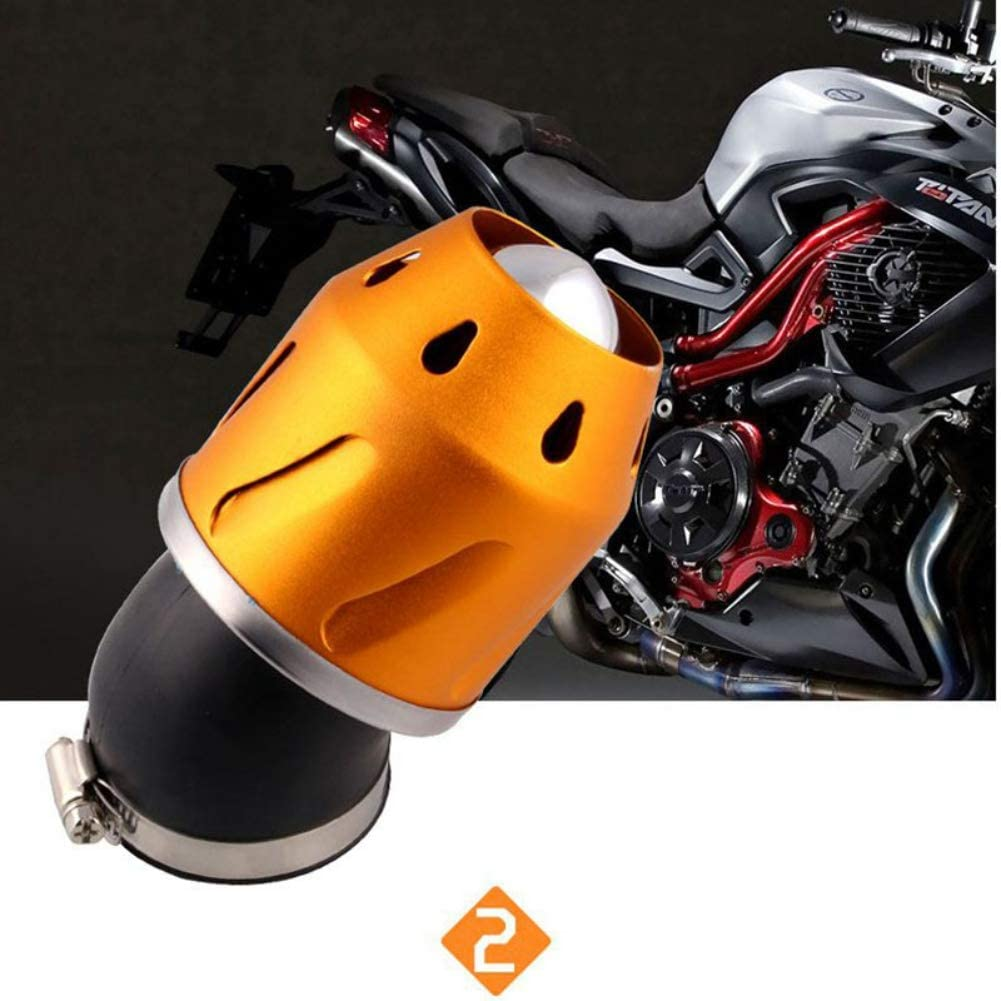 TEEKOO Motorcycle Air Filter Universal Scooter Modification Parts Air Cleaner Engine parts