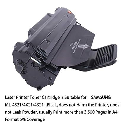 El cartucho de tóner de la impresora láser es adecuado para ...