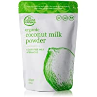 Organic Coconut Milk Powder 250g - Dairy-Free & Gluten-Free - Pure - Vegan - 65% Coconut Oil - Powdered Coconut Milk - high in lauric Acid