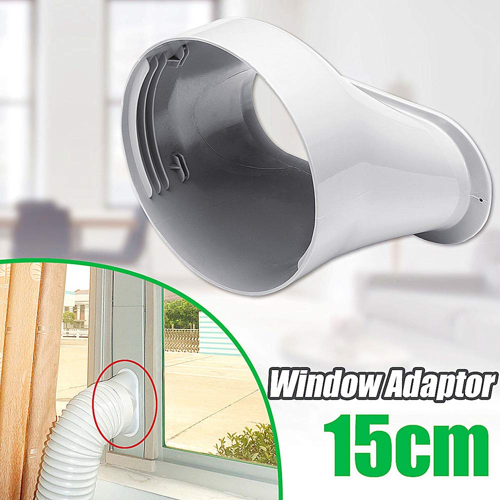 Window Adapter Works with Every Mobile Air-Conditioning Unit Jiecikou Universal Window Seal Set for Portable Air Conditioner and Tumble Dryer