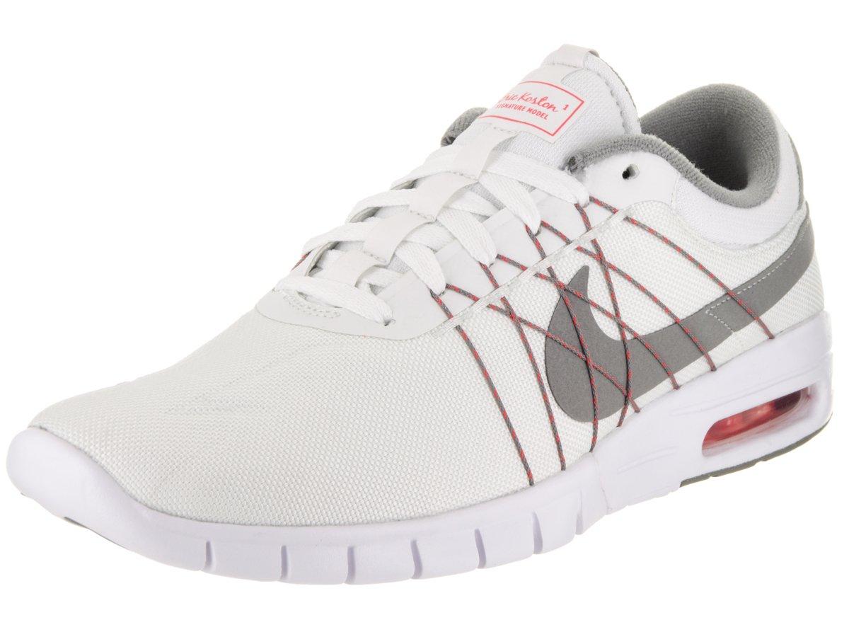 NIKE B0028PLBYY Men's SB Koston Max Skate Shoes… B0028PLBYY NIKE 7 M US|Summit White/Dust/White 1d7503