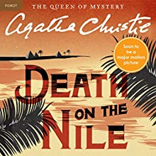 Death on the Nile: A Hercule Poirot Mystery Audiobook by Agatha Christie Narrated by David Suchet