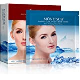 MOND'SUB Pore Purifying, Moisturizing & Brightening Instant Cool Facial Mask Sheet (Pack of 4 x 30g)